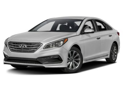 2015 Hyundai Sonata Sport (Quartz White Pearl)