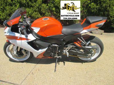 2014 Suzuki GSX-R750 Sport Motorcycles Tarentum, PA