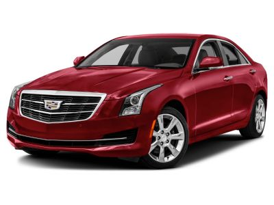 2017 Cadillac ATS 2.0L Turbo Luxury (Red Obsession Tintcoat)