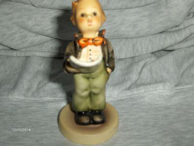 Vintage Very Rare*** Soloist Goebel Hummel Figurine