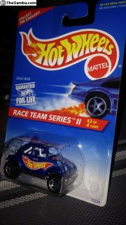 hot wheels baja bug race team series II. 1995