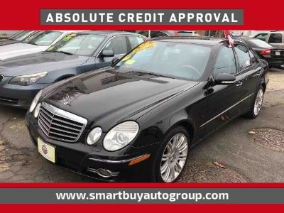 2008 Mercedes-Benz E-Class E 350 4MATIC Sedan 4D