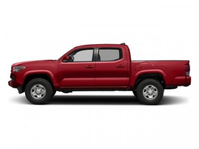 2018 Toyota Tacoma SR Double Cab 4x4 (Barcelona Red Metallic)