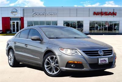 2009 Volkswagen CC Luxury (Mocha Brown Metallic)