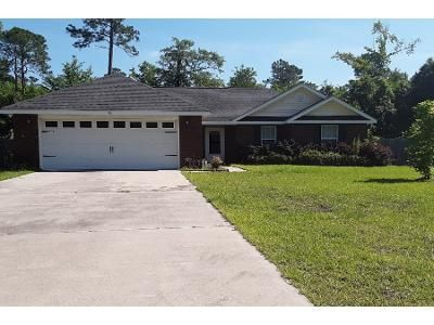 3 Bed 2 Bath Preforeclosure Property in Ludowici, GA 31316 - Woolard Way NE