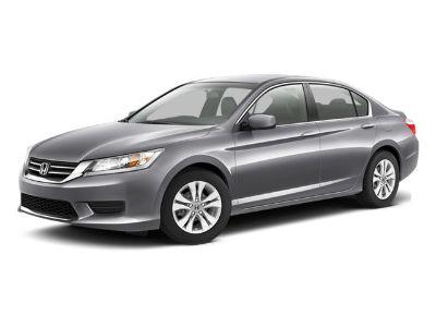 2013 Honda Accord LX (Not Given)