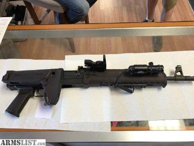 For Sale: AK-47. Centurion 39 Sporter , folding Stock