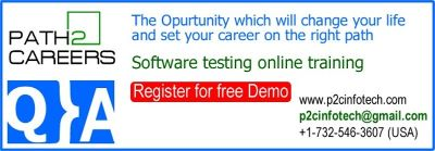 Software Testing (QA) Online Training and Job Placement Assistance