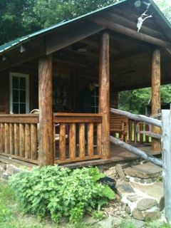- $100 Log Cabin for Two (FayettevilleWest Fork, Arkansas)