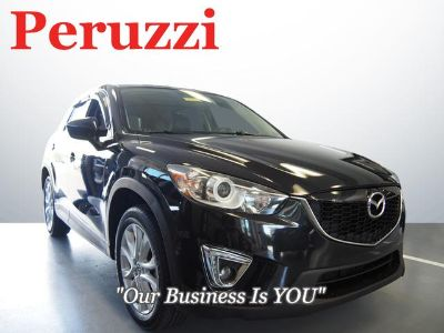 2013 Mazda CX-5 Grand Touring (Black Mica)