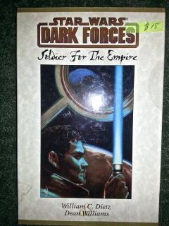"Star Wars DARK FORCES ""Soldier For The Empire"""