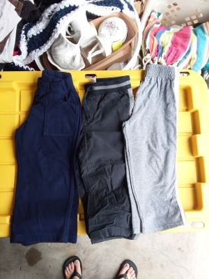 3 pc. Boy's size 3t soft pants excellent condition all for $3