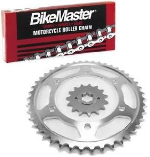 Purchase JT Chain 13-47 Alloy Sprocket Kit for Kawasaki KX125K 1998 motorcycle in Hinckley, Ohio, United States, for US $66.44