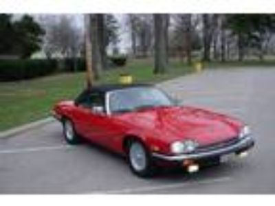 1990 Jaguar XJS Base Convertible 2-Door 5.3L
