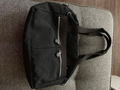 Small travel weekender bag