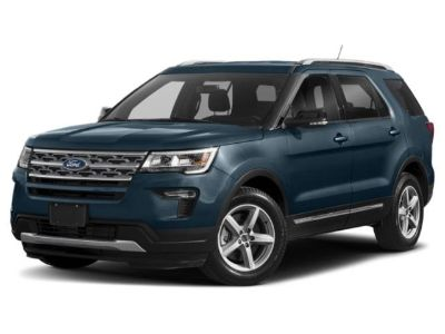 2019 Ford Explorer Sport (White Metallic)