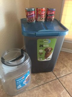 Dog food and supplies free