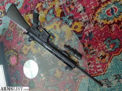 For Sale: Ar15 in perfect condition priced to sell