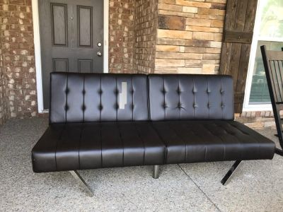 Fold-down Guest Couch