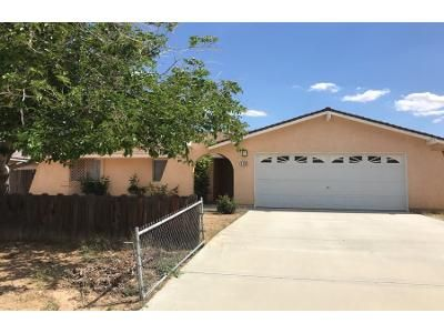 4 Bed 2 Bath Preforeclosure Property in California City, CA 93505 - Satinwood Ave