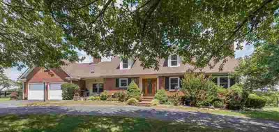5227 Lexington Road Winchester Four BR, This home on 5 acres is