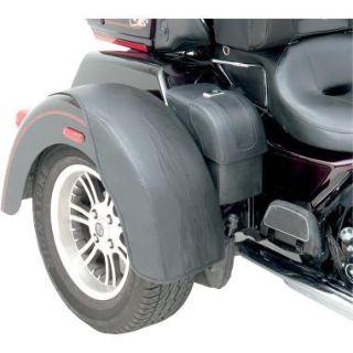 Find SADDLEMEN SMOOTH REAR FENDER BRA SET HARLEY FLHXXX TRIKES TRI-GLIDE 2009-2013 motorcycle in Gambrills, Maryland, US, for US $72.70