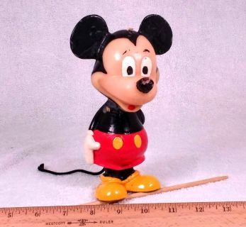 Vintage Mickey Mouse Candle