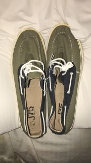 Boat shoes all size 11