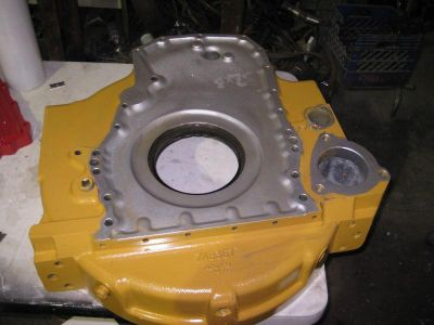Buy 3406 caterpillar flywheel housing freightliner peterbilt kenworth volvo motorcycle in Middlesboro, Kentucky, US, for US $200.00