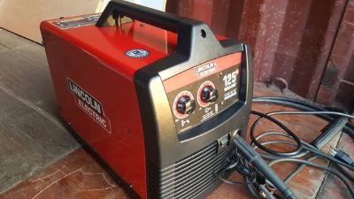 Lincoln Electric 125HD MIG WELDER in Excellent Condition