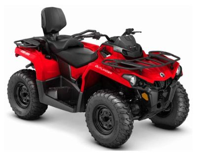 2019 Can-Am Outlander MAX 450 Utility ATVs Eugene, OR