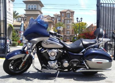 2011 Kawasaki Vulcan 1700 Nomad Touring Motorcycles Marina Del Rey, CA
