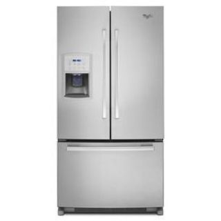 "Whirlpool 36"" French Door Refrigerator Counter Depth *Closeout* GI0FSAXVY"