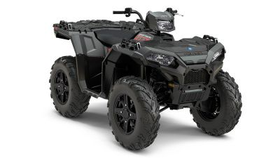 2018 Polaris Sportsman 850 SP Utility ATVs Milford, NH