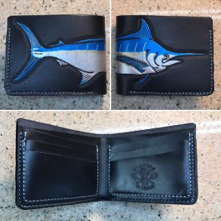 Custom Leather Wallets/Goods