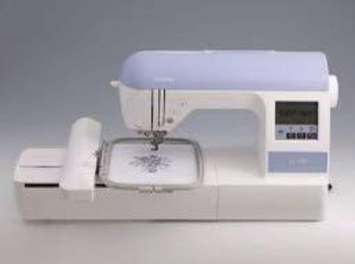 Brother PE 770 embroidery machine