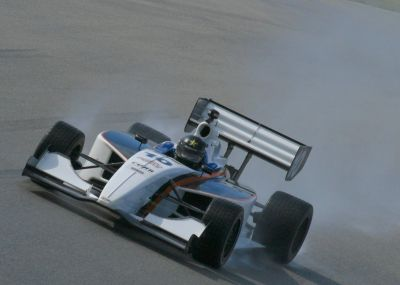 2010 Championship winning Indy Lights car 100% complete