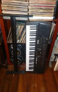 Casio Piano Keyboard with Stand