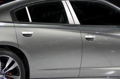 Buy SES Trims TI-DH-186 11-13 Dodge Charger Door Handle Covers Car Chrome Trim 3M motorcycle in Bowie, Maryland, US, for US $78.00