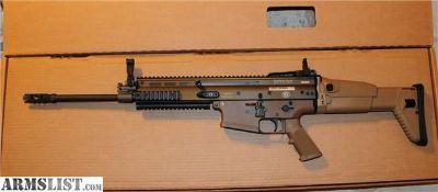 For Sale: FN SCAR 17S FDE 7.62x51 SCAR HEAVY 308