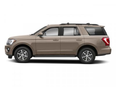 2018 Ford Expedition Limited (White Gold Metallic)
