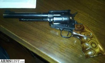 For Sale: Ruger .41 Magnum Revolver