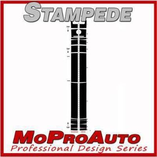 Sell Ford MUSTANG Rally Racing Stripes Decals - Pro Grade 3M Graphics 2012 748 motorcycle in Memphis, Indiana, US, for US $148.74