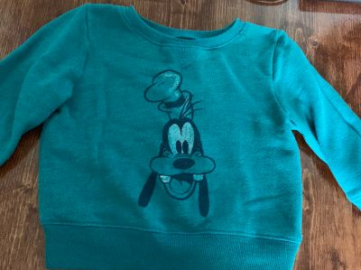 12 month jumping beans goofy sweater