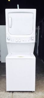 Like New GE Stackable Washer/Dryer