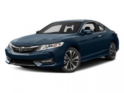 2017 Honda ACCORD COUPE EX-L V6 (Blue)