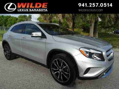 Used 2016 Mercedes-Benz GLA 250 FWD 4dr