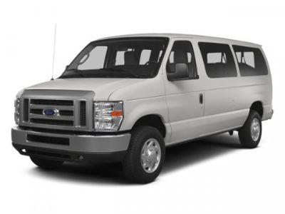 2013 Ford E-350 E-350 SD XL (White)