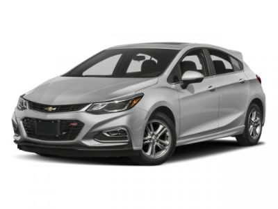 2018 Chevrolet Cruze LT (Red Hot)