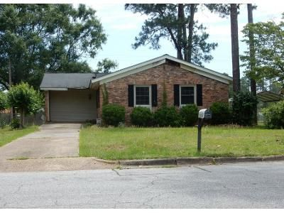 3 Bed 2.0 Bath Preforeclosure Property in Albany, GA 31707 - Doncaster Dr